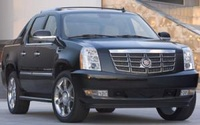 2009 Cadillac Escalade EXT Overview