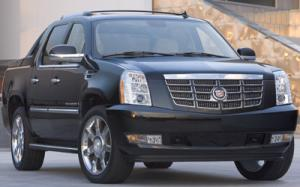2009 Cadillac Escalade EXT picture