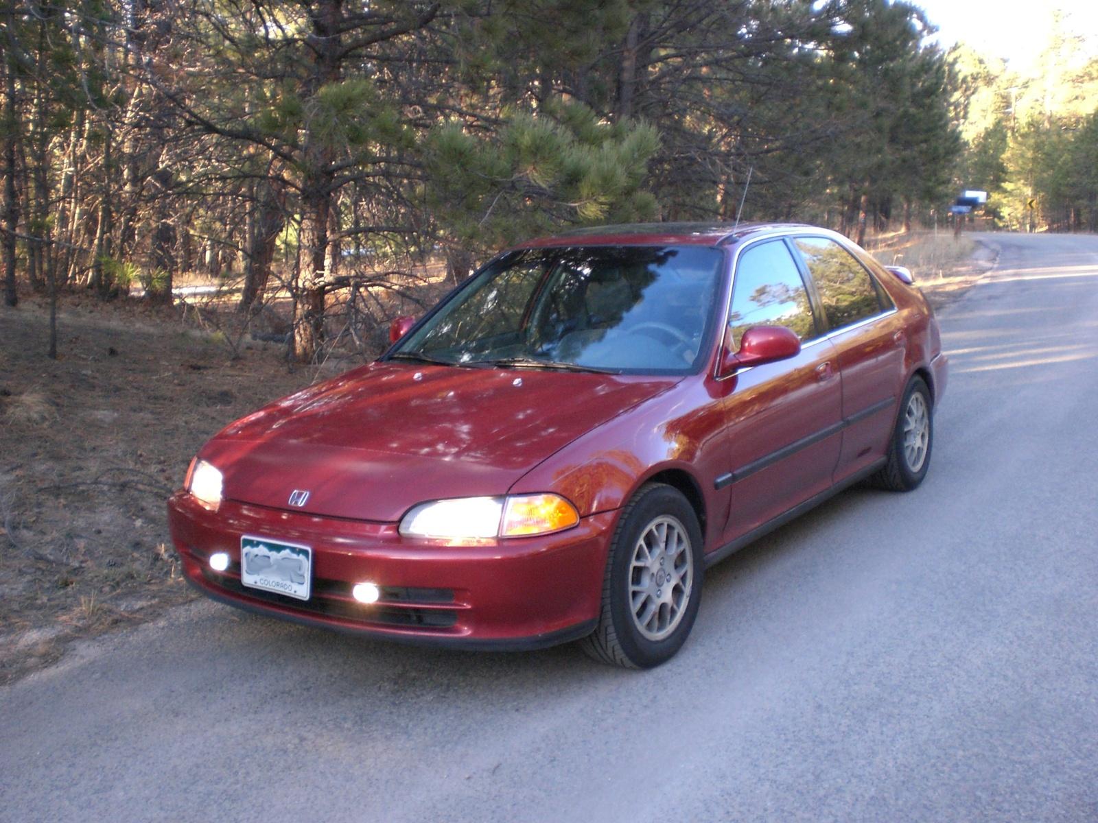 1995 Honda Civic - Pictures