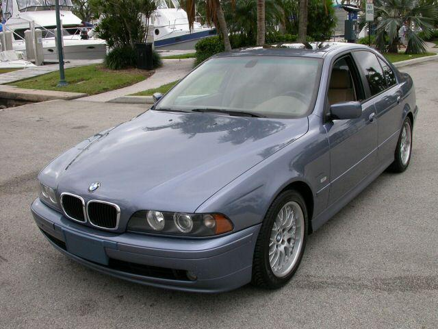 2003 Bmw 5 Series Overview Cargurus