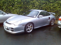 2002 Porsche 911 GT2 Turbo, Picture of 2002 Porsche 911 2 Dr GT2 Turbo Coupe, exterior