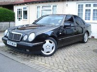 Picture of 1997 Mercedes-Benz E-Class, exterior