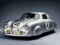 1951 Porsche 356 Overview