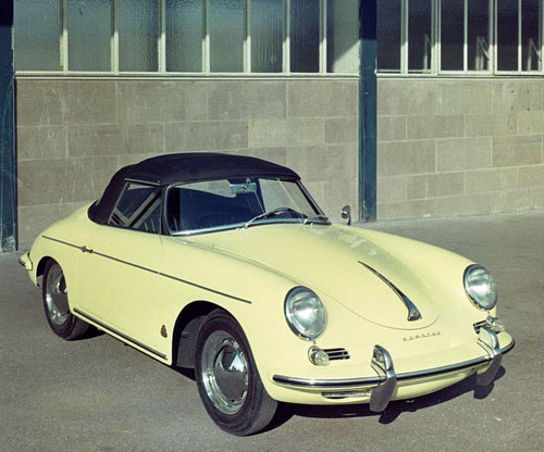 Picture of 1960 Porsche 356, exterior, gallery_worthy