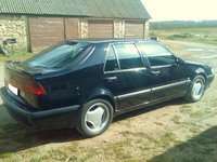 Picture of 1994 Saab 9000 4 Dr Aero Turbo Hatchback, exterior