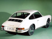 1964 Porsche 911 Overview