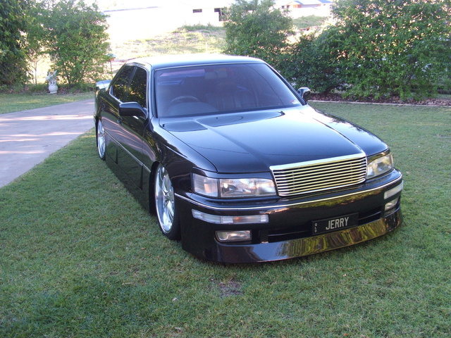 Picture of 1989 Lexus LS 400, exterior