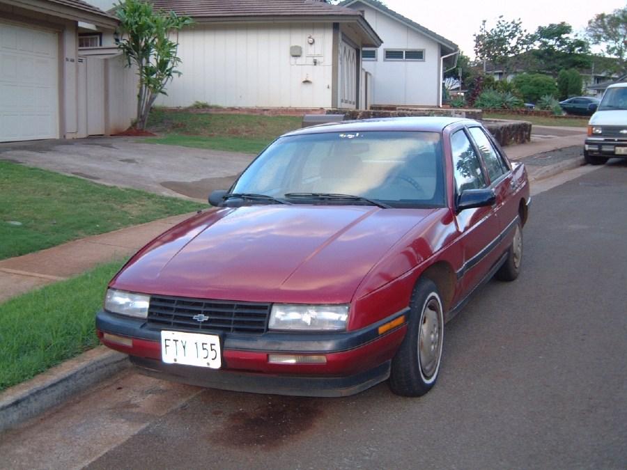 Chevrolet Corsica 1988. 1994 Chevrolet Corsica 4 Dr