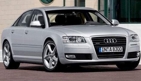 Picture of 2008 Audi A8