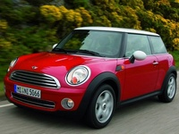2008 MINI Cooper Base picture, exterior