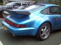 Picture of 1992 Porsche 911 Turbo, exterior