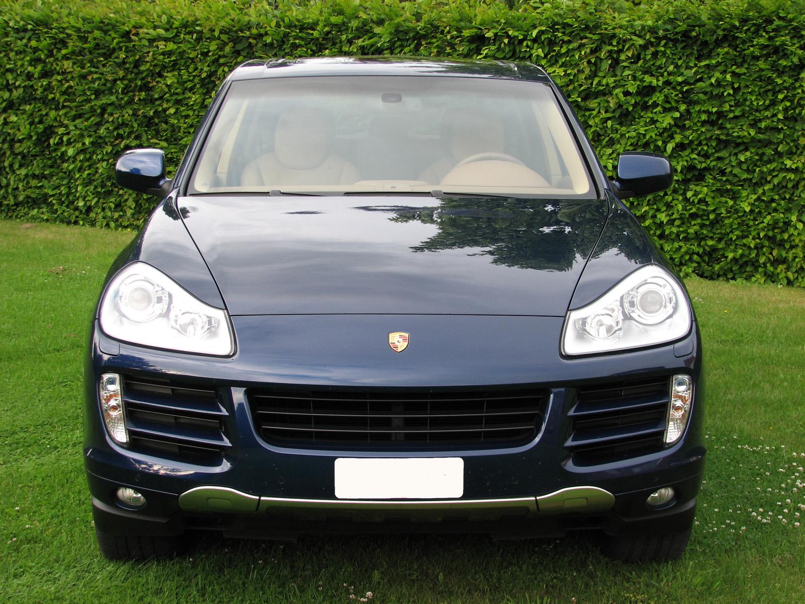 2008 Porsche Cayenne Pictures Cargurus