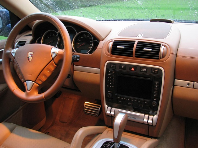 2008 porsche cayenne interior pictures cargurus. Black Bedroom Furniture Sets. Home Design Ideas