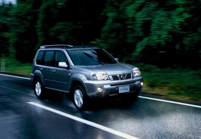 Used Nissan Altima Coupe 2008 2005 Nissan X-Trail - Pictures - CarGurus