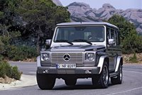 Picture of 2007 Mercedes-Benz G-Class G 55 AMG, exterior, gallery_worthy