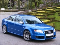 2008 Audi RS 4 Overview