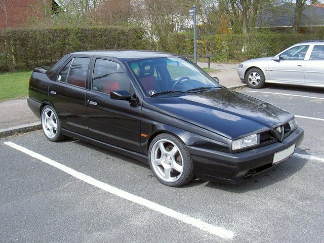Picture of 1992 Alfa Romeo 155, exterior, gallery_worthy