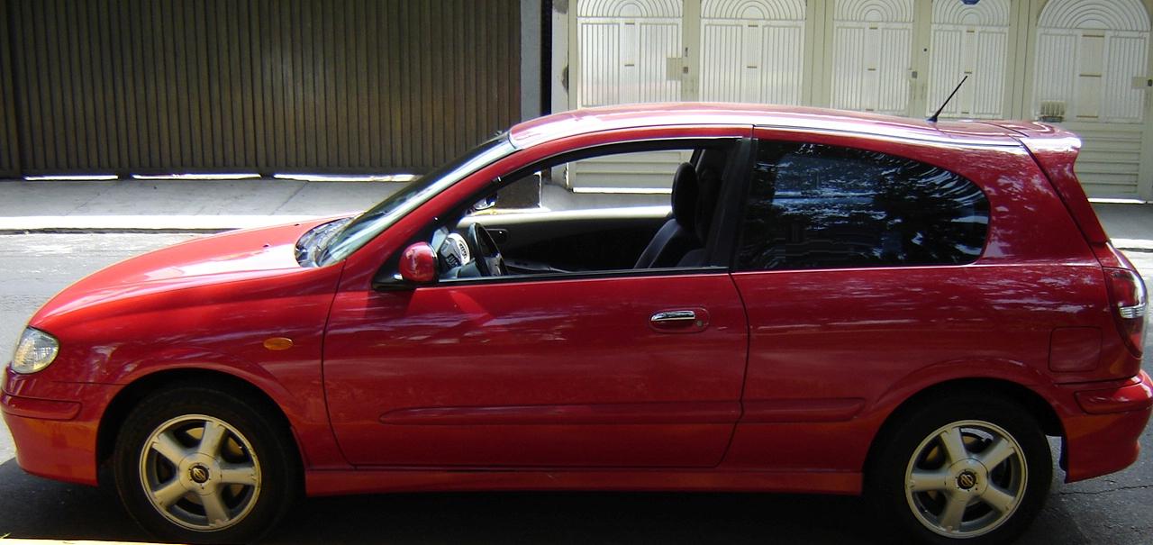 2002 Nissan Almera picture,