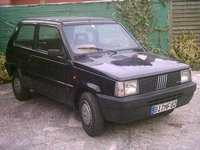 1996 Fiat Panda Overview