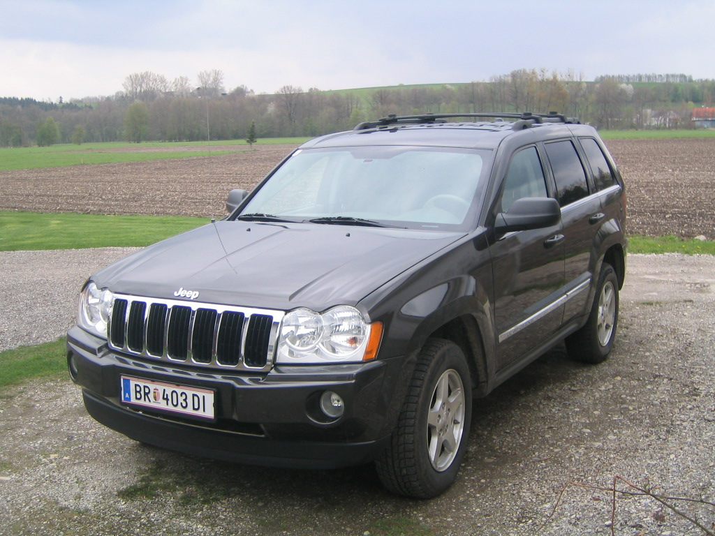 picture of 2005 jeep grand cherokee limited exterior. Cars Review. Best American Auto & Cars Review