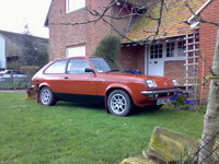 1981 Vauxhall Chevette Picture Gallery