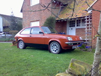 1981 Vauxhall Chevette Overview