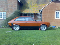 1984 Vauxhall Chevette Overview