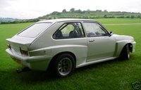 1983 Vauxhall Chevette Overview