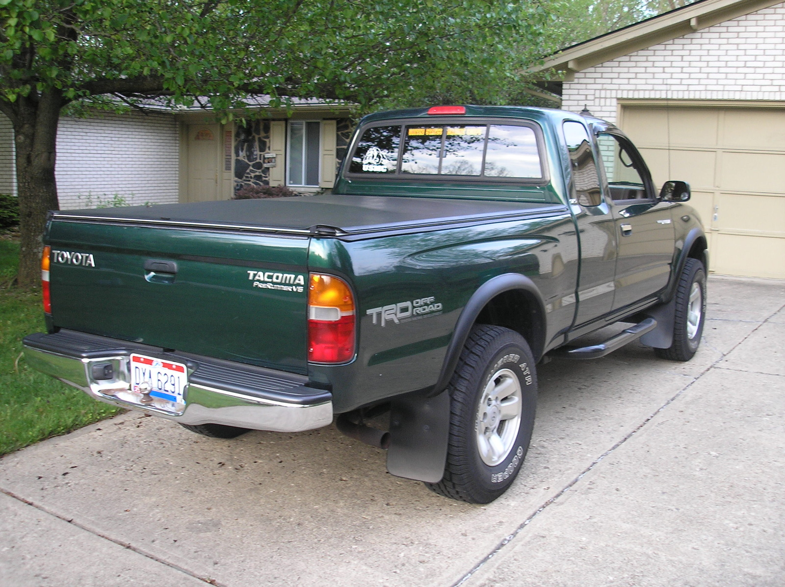 99 toyota tacoma ext cab prerunner specifications. Black Bedroom Furniture Sets. Home Design Ideas