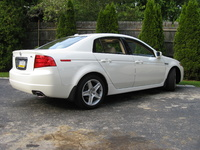 2004 Acura TL 5-Spd AT w/Navigation picture, exterior
