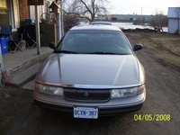 1994 Chrysler New Yorker Base, 1994 Chrysler New Yorker 4 Dr STD Sedan picture, exterior