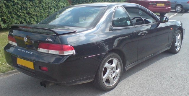 Picture Of 1997 Honda Prelude 2 Dr Type SH Coupe, Exterior, Gallery_worthy