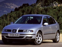 2004 Seat Leon Overview