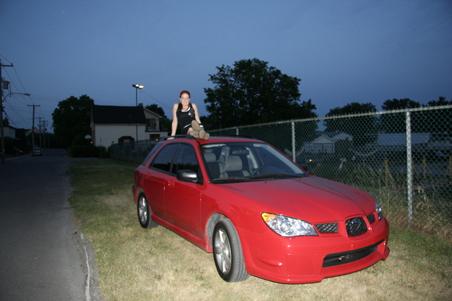 Picture of 2006 Subaru Impreza 2.5i Wagon, exterior, gallery_worthy