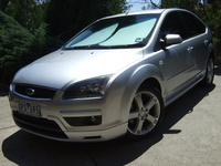2007 Ford Focus ZX3 S, 2007 Ford Focus S Hatchback picture, exterior