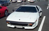 1987 Lamborghini Jalpa Overview