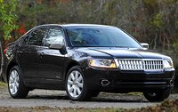 2008 Lincoln MKZ Overview