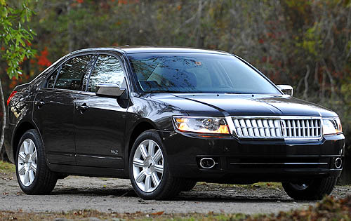 Picture of 2008 Lincoln MKZ