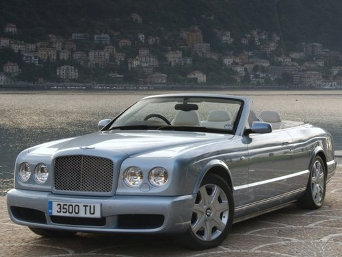 Picture of 2007 Bentley Azure, exterior