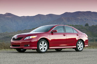 2007 Toyota Camry Picture Gallery