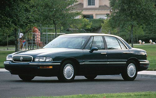 Pictures of 1994 Buick Lesabre