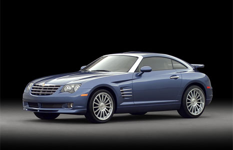 Chrysler Crossfire SRT-6 SRT-6 Roadster - Pictures - 2006 Chrysler ...