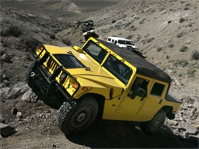 Picture of 2006 Hummer H1 Alpha Open-Top, exterior