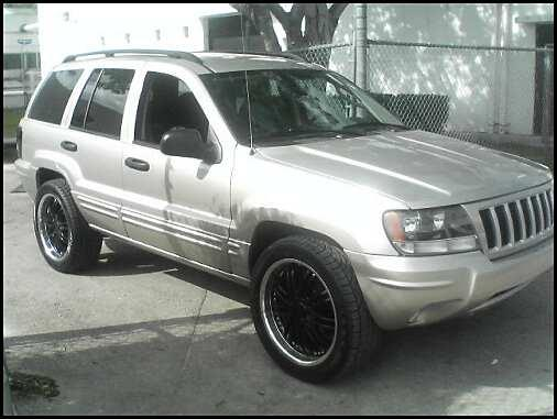 2004 Jeep Grand Cherokee Special Edition picture, exterior