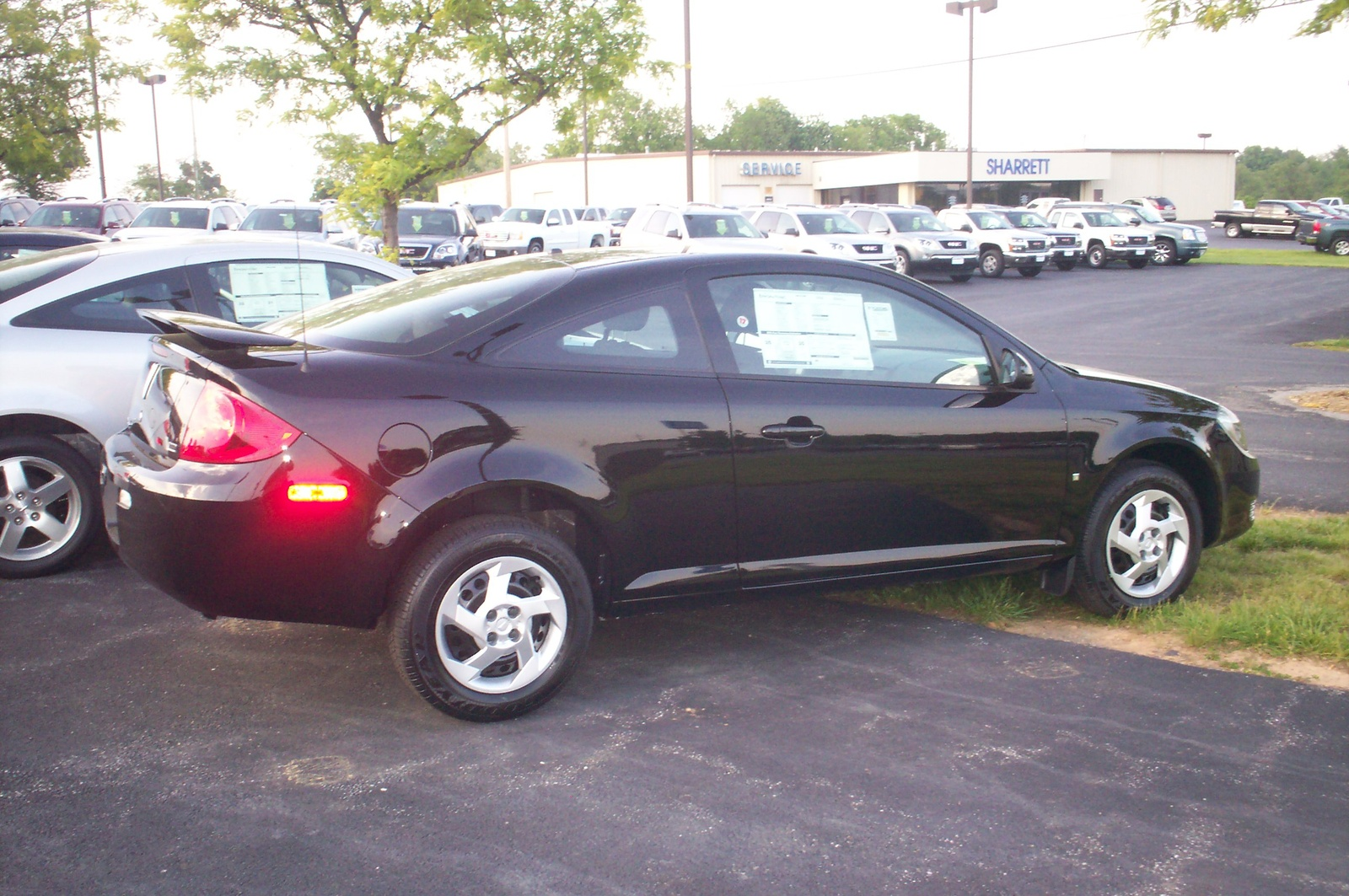 2008 Pontiac G5 Share The Knownledge