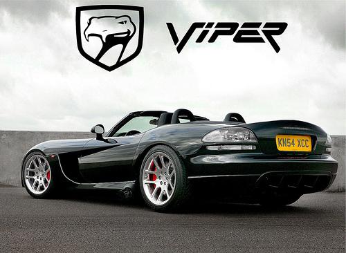 2004 Dodge Viper Pictures