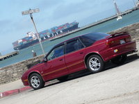 Picture of 1991 Saturn S-Series 4 Dr SL2 Sedan, exterior, gallery_worthy