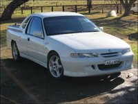 1998 HSV Maloo Overview