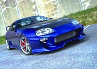 Picture of 1997 Toyota Supra, exterior