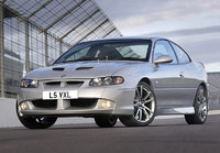 2007 Vauxhall Monaro Overview